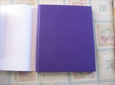 PHOTOHONESTY SIX PERCENT. The Six Percent Inner Book Cover with Photohonesty Logo Engraved on the Book.