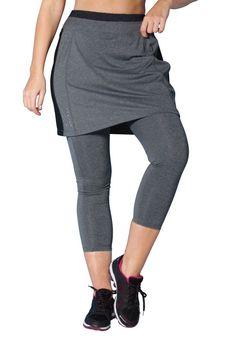 nice lane bryant - livi energetic signature stretch capri legging