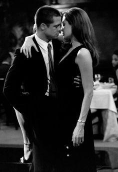 Angelina Jolie and Brad Pitt, Mr. & Mrs. Smith (2005)