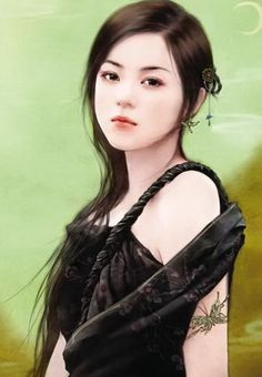 chinese art Beauty Art, Beauty Women, Asian Woman, Asian Girl, Art Altéré, Art Asiatique, Painting Of Girl, China Art, Portraits