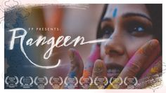 In Rangeen, a family wedding celebration brings longtime friends, Maya and Maritza, played by Freida Pinto and Maritza Veer, to Rajasthan, India. Maritza brings along an unexpected travel companion, her brother, who immediately takes interest in Maya. It doesn't take long before she lets her shyness fall away and the two take off together for adventures in the city. Love finally blossoms amidst the Holi Festival where they find their true colors unveiled. Shop the collection: ...