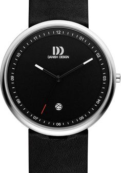Danish Design Danskrunde 38mm Black