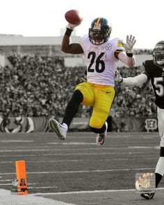 Sports Integrity 17406 LeVeon Bell Signed Pittsburgh Steelers Spotlight  Touchdown Photo - PSA - 16 x As Shown 65cd5658c8b