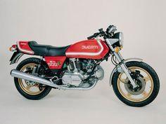 Ducati SD900  (1978)