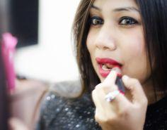 Maybelline Bold Crimson ColorShow Lipstick