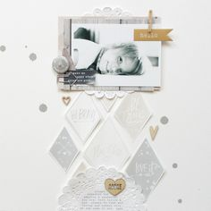Blog: LOTW | Stephanie - Scrapbooking Kits, Paper & Supplies, Ideas & More at StudioCalico.com!