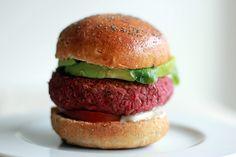 Recette Thermomix de Burger végétarien