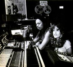 Rick James and Teena Marie in Marvin Gaye's studio Soul Music, My Music, Teena Marie, Parliament Funkadelic, Fire And Desire, Funk Bands, Rick James, Best Duos, Old School Music