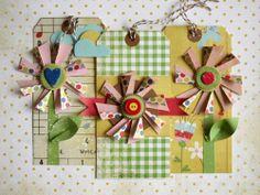 Scrap Book Ideas | Just Imagine - Daily Dose of Creativity