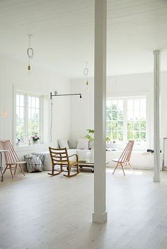 STUDIO By Fryd + Her Stylish Work Studio in NorwayY FRYD-4S by decor8, via Flickr