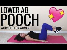Lower Ab Exercises - Workout for Women - Christina Carlyle