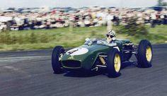 1960 GP Holandii (Innes Ireland)Lotus 18 - Climax