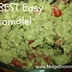 Nothing beats homemade guacamole, if you have tried the prepackaged stuff and liked it you are going to LOVE this, If you have tried the packaged stuff and did not like it but you like avocados then you are going to like this one. Trust me the homemade version is soooo much better and it is made with ALL fresh ingredients.