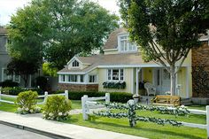 Wisteria Lane Houses 3/3   Flickr - Photo Sharing!