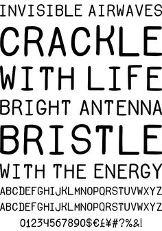 Telegraph by ParaType - Desktop Font and WebFont -  Typography