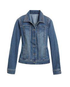 Charmed Denim Jacket
