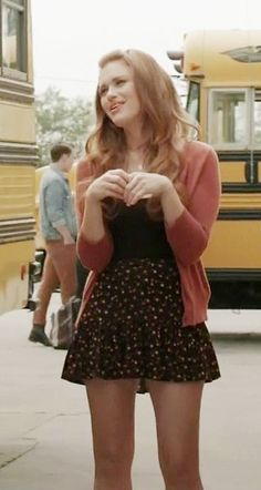 Holland Roden outfit on teen wolf