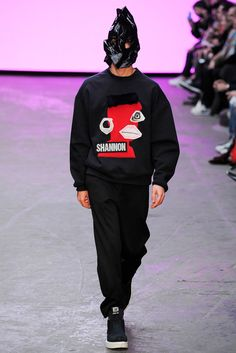 Christopher Shannon - Fall 2015 Menswear - Look 2 of 30