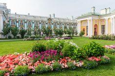 Katariinan palatsin puisto Pushkinissa