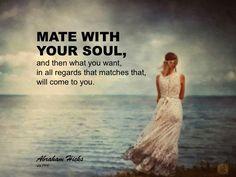 #abrahamhicks #relationships #soul