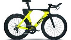 BMC's new Timemachine 01 is a triathlon bike that won't hurt your eyes