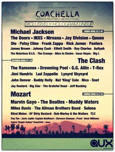 #hologram #lineup