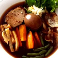 Selat solo, traditional food of Indonesia
