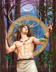 Jane Starr Weils ~ Faery, Fantasy, Celtic Myth, Magick & Legends ~ Fine Art - Main