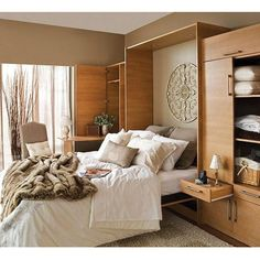 Murphy Wall-Beds Hardware offers the Bi-Fold Hardware system.