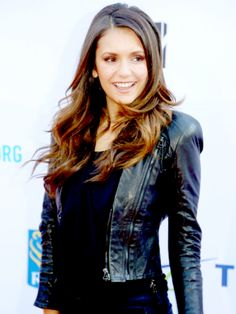 Nina Dobrev attends WE Day Toronto at the Air Canada Centre on October 1, 2015 in Toronto, Canada.
