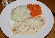 Ugnsbakad lax med senaps- och honungstäcke, en lättare variant | Fru Lilja Food, Essen, Meals, Yemek, Eten