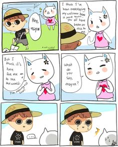 291 Best Animal Crossing Comics images in 2019 | Videogames