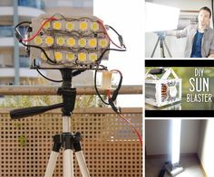 Top 5 INSANE DIY LED Lights (For Video/Photography)
