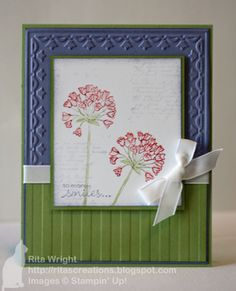 colourQ 103: Simply Soft - Stampin' Up!