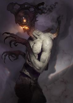 The Light Demon by Alex Konstad
