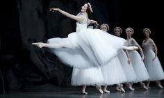 The Royal Ballet's Les Sylphides ~ Lauren Cuthbertson.