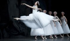 Picture of the solo I performed last night. Les Sylphides.