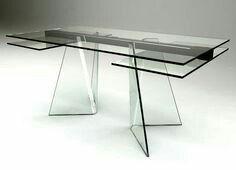 Tavolo componibile ~ Modello missing tavolo trasparente acrylic diningtable