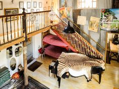 Quirky holiday cottage