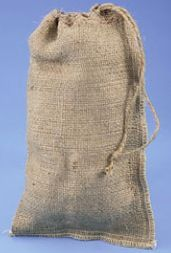 Burlap bags 10 pk for 7 dollars. Great for weddings, parties, gifts, etc.