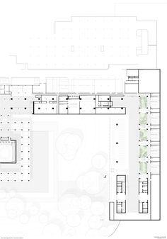 Gallery - Berrel Berrel Kräutler Wins Competition to Expand WHO's Geneva Headquarters - 6