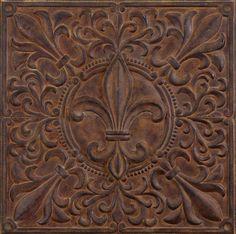 #marron #brown Color Malibu. Ron de coco Malibu. fleur de lis