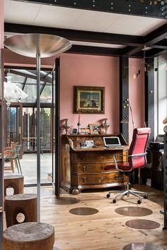Private House O | Photo © Francesca Pagliai [Study - Studio]