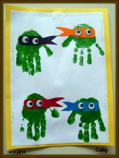 Les tortues Ninja                                                                                                                                                                                 Plus