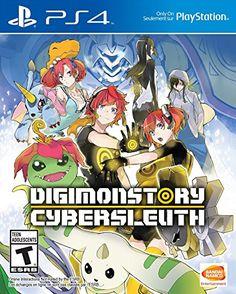 Digimon Story: Cyber Sleuth - PlayStation 4 Bandai