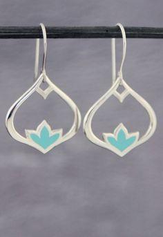 Lotus Petal Earrings More