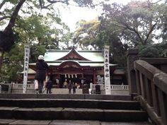 120217来宮神社(熱海)拝殿