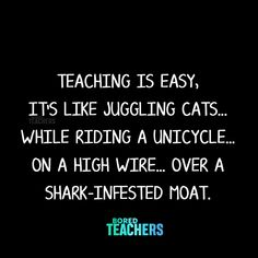 And the high wire is on fire. 😐 And the high wire is on fire. 😐,Teacher Humor And the high wire is on fire. Teaching Humor, Teaching Quotes, Teaching Reading, Science Quotes, Science Humor, Biology Humor, Grammar Humor, Old Age Humor, Education Humor