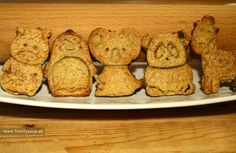 Zdravé domáce keksíky – RECEPT