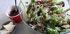 Kip Cajun salade naar een recept van la Place